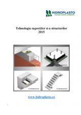 Tehnologia Suportilor si a Structurilor 2015 HIDROPLASTO
