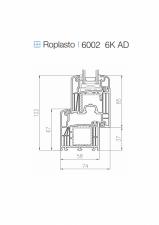 Profile PVC pentru ferestre HIDROPLASTO