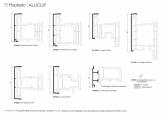Profile PVC pentru usi de interior HIDROPLASTO