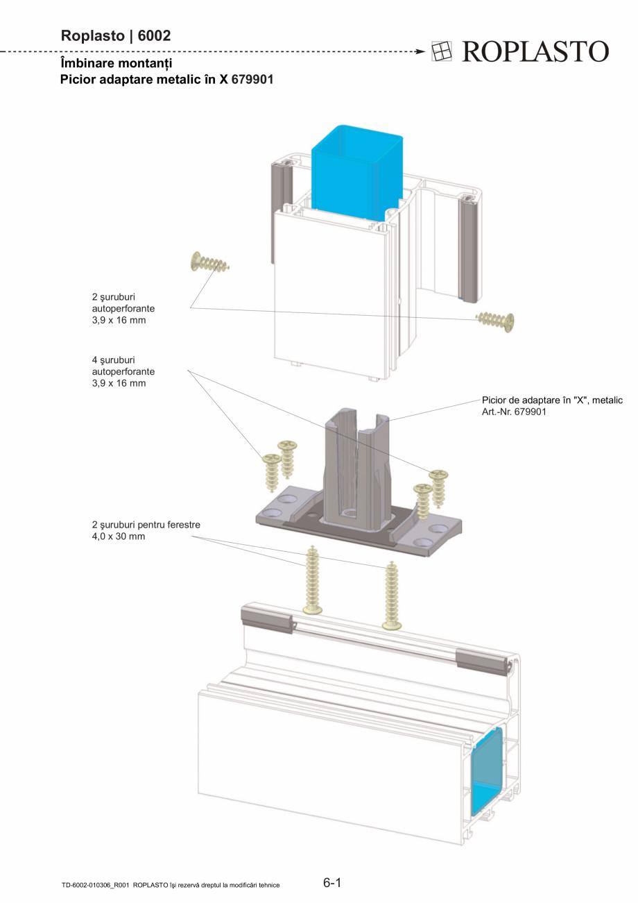 catalog brosura sistem de profile pentru usi 6002 ad cu 6. Black Bedroom Furniture Sets. Home Design Ideas
