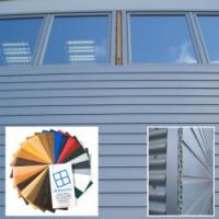 Profile PVC pentru fatade HIDROPLASTO va ofera profile PVC pentru fatade, disponibile in multe nuante, asamblarea este tip pana-canelura, iar montajul este simplu.