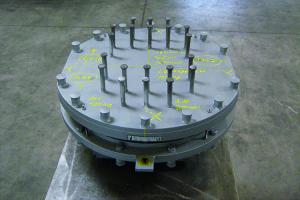 Aparate de reazem sferice Aparatele de reazem sferice HIDROPLASTO sunt fabricate din otel, lagarele sferice ELA sunt create si fabricate conform 1337-5 si sunt etichetate cu un marcaj CE relevant.