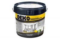 Vopsea lavabila pentru interior DEKO Professional va ofera o gama variata de vopsele pentru interior, recomandate pentru protejarea suprafetelor peretilor si plafoanelor.