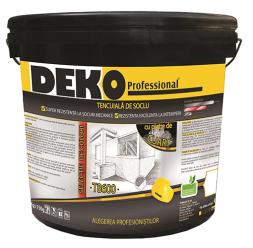 Tencuieli decorative pentru suprafete interioare si exterioare DEKO Professional