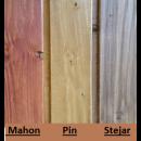 Bait pentru protectia la exterior si interior a lemnului, cu rezistenta sporita la intemperii  