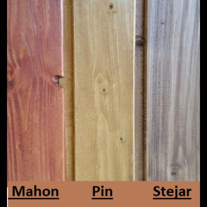 Bait pentru protectia la exterior si interior a lemnului, cu rezistenta sporita la intemperii / Bait Sinus Holzlasur Mahon - Bait pentru protectia lemnului atat de exterior cat si de interior cu rezistenta sporita la intemperii
