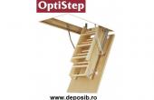 Scari pentru pod Scarile de acces la pod Optistep combina, la un pret incredibil, functionalitatea si durabilitatea. Se ofera garantie 2 ani.