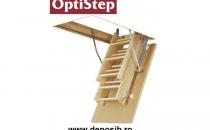 Scari pentru acces pod Scarile de acces la pod Optistep combina, la un pret incredibil, functionalitatea si durabilitatea. Se ofera garantie 2 ani.