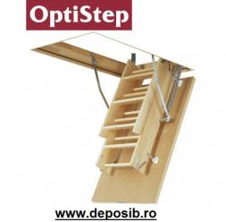 Scari pentru acces pod OptiStep