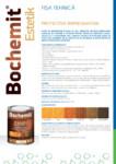 Fisa tehnica Bochemit Estetik / Lazura pe baza de ulei destinata impregnarii lemnului de interior si de exterior / DEPOSIB EXPERT