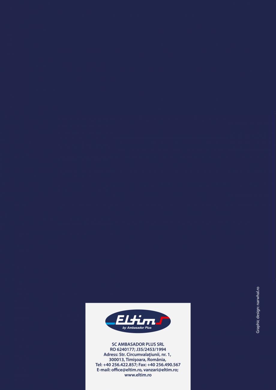 Pagina 26 - Catalog Eltim - Bunuri de larg consum  Catalog, brosura Engleza