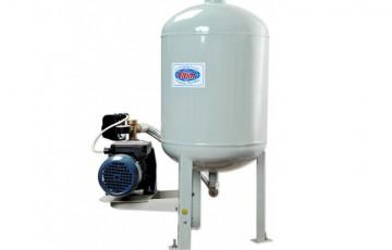 Hidrofoare verticale Hidrofoarele verticale tip ELTIM, asigura alimentarea permanenta cu apa rece a instalatiilor tehnico-sanitare din cladirile neracordate la reteaua de apa, sau acolo unde reteaua nu asigura presiunea necesara.