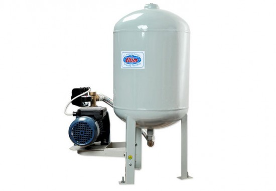 Hidrofoare verticale cu electropompa pentru alimentare cu apa ELTIM