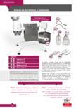 Robot de bucatarie si patiserie ELTIM - RBCU, RBCU-7 cu invertor