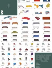 Colectia de mobilier B&T design