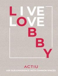 Catalog mobilier - LIVE LOVE LOBBY ACTIU