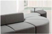 Canapea modulara office FC 572 A Chairry - Poza 1