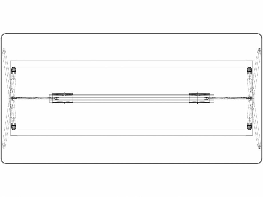 Pagina 1 - CAD-DWG Masa pentru sali de conferinta 3D_Q24 Chairry Detaliu de produs Plek (masa)