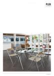 Masa pentru sali de conferinta Chairry - Plek (masa)