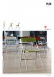 Scaun pliabil Chairry - Plek (scaun)