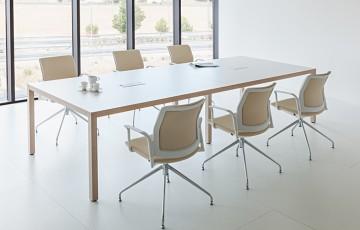 Mobilier sali de conferinta Chairry ofera clientilor piese de mobilier si accesorii rezistente, confortabile, dar si usor de intretinut.