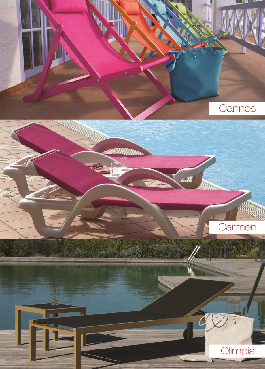 Pagina 6 - Piese de mobilier si accesorii - summer collection 2015 Chairry M 039, SC 014, SM 156, SM...