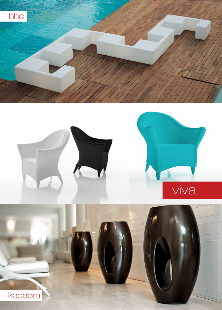 Pagina 8 - Piese de mobilier si accesorii - summer collection 2015 Chairry M 039, SC 014, SM 156, SM...