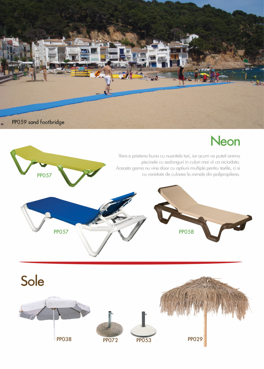 Pagina 11 - Piese de mobilier si accesorii - summer collection 2015 Chairry M 039, SC 014, SM 156,...