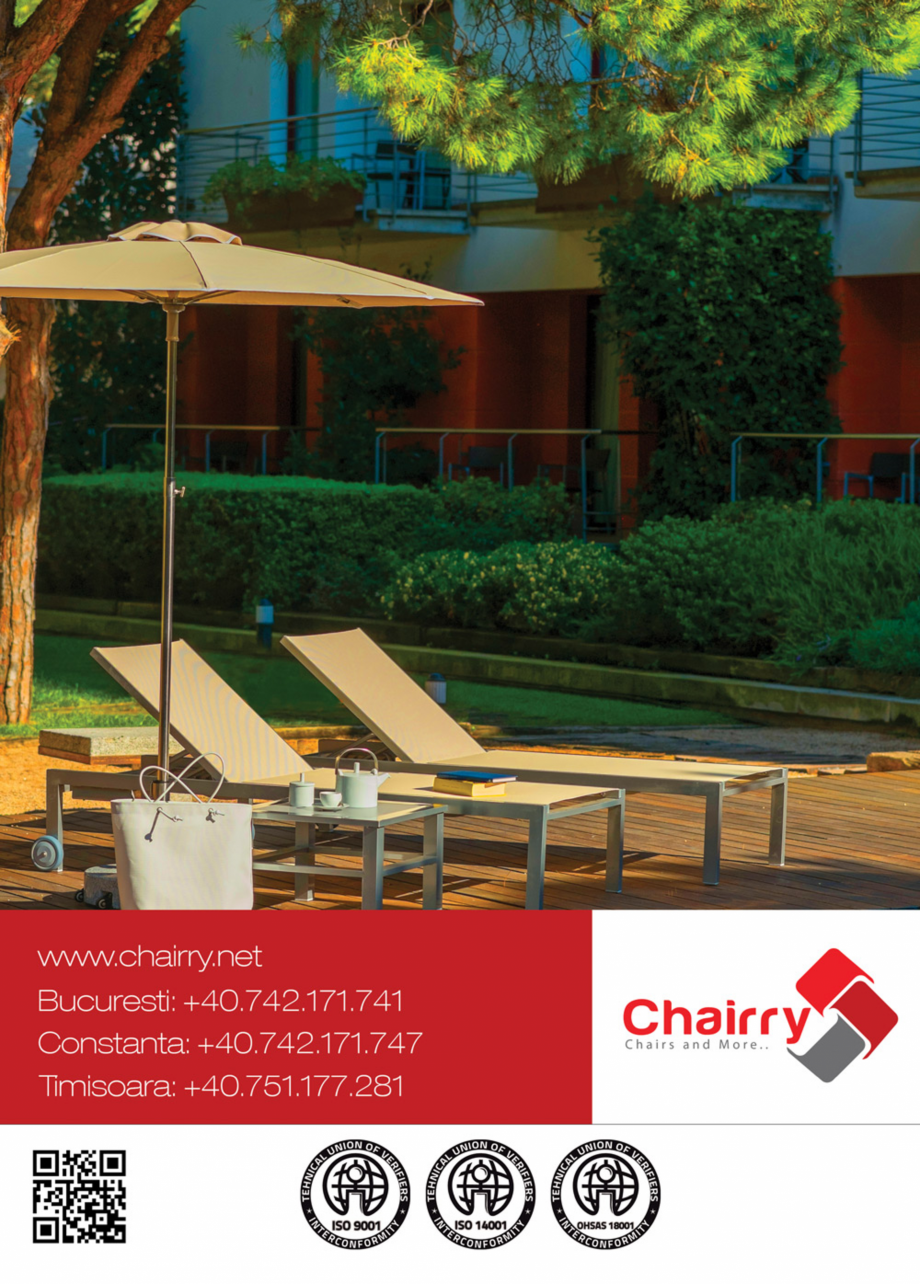 Pagina 20 - Piese de mobilier si accesorii - summer collection 2015 Chairry M 039, SC 014, SM 156,...