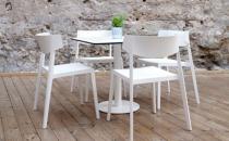 Mobilier pentru terase Chairry ofera clientilor piese de mobilier si accesorii rezistente, confortabile, dar si usor de intretinut.