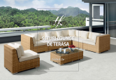 Seturi lounge de terasa TREND FURNITURE