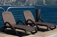 Sezlonguri pentru terase, plaje si piscine  TREND FURNITURE