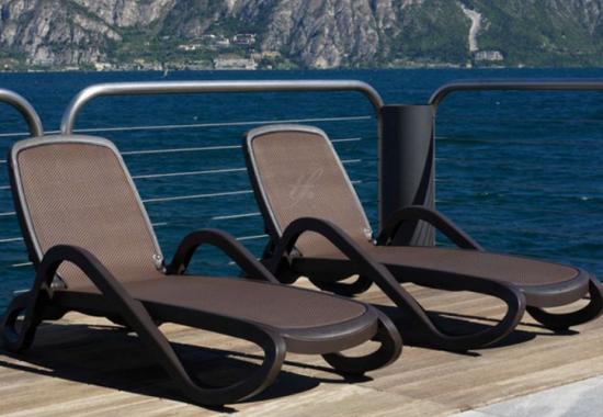 TREND FURNITURE Sezlonguri - Sezlonguri pentru terase, plaje si piscine  TREND FURNITURE