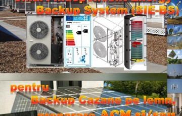 Smart Independent Energy - Backup System (SIE-BS) SMART INSTAL