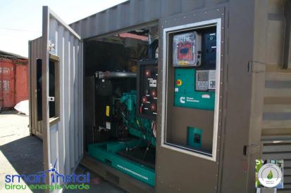 Cogenerare pe biomasa / Sistem de cogenerare pe biomasa