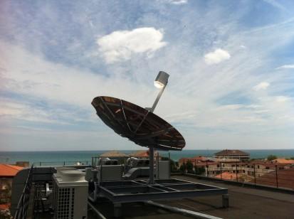 Cogenerare pe energie solara / Cogenerare pe energie Solara