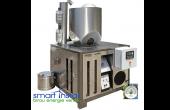 Sisteme de energie verde cu functionare pe biomasa si energie solara Biomass Power de la SMART INSTAL este o solutie de alimentare, generare biomasa completa care converteste biomasa lemnoasa in energie electrica.