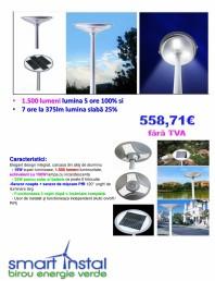 Lampi stradale cu LED