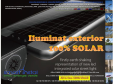 Iluminat exterior 100% SOLAR SMART INSTAL