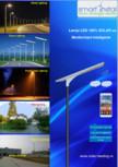 Monitorizare inteligenta - Lampi stradale cu LED, 100% SOLAR SMART INSTAL