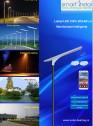 Monitorizare inteligenta - Lampi stradale cu LED, 100% SOLAR