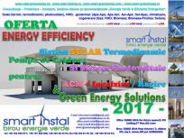 Oferte sistem solar termodinamic pentru apartamente SMART INSTAL