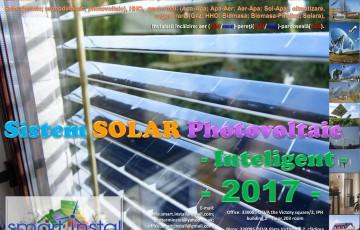 Sistem SOLAR Photovoltaic Inteligent SMART INSTAL