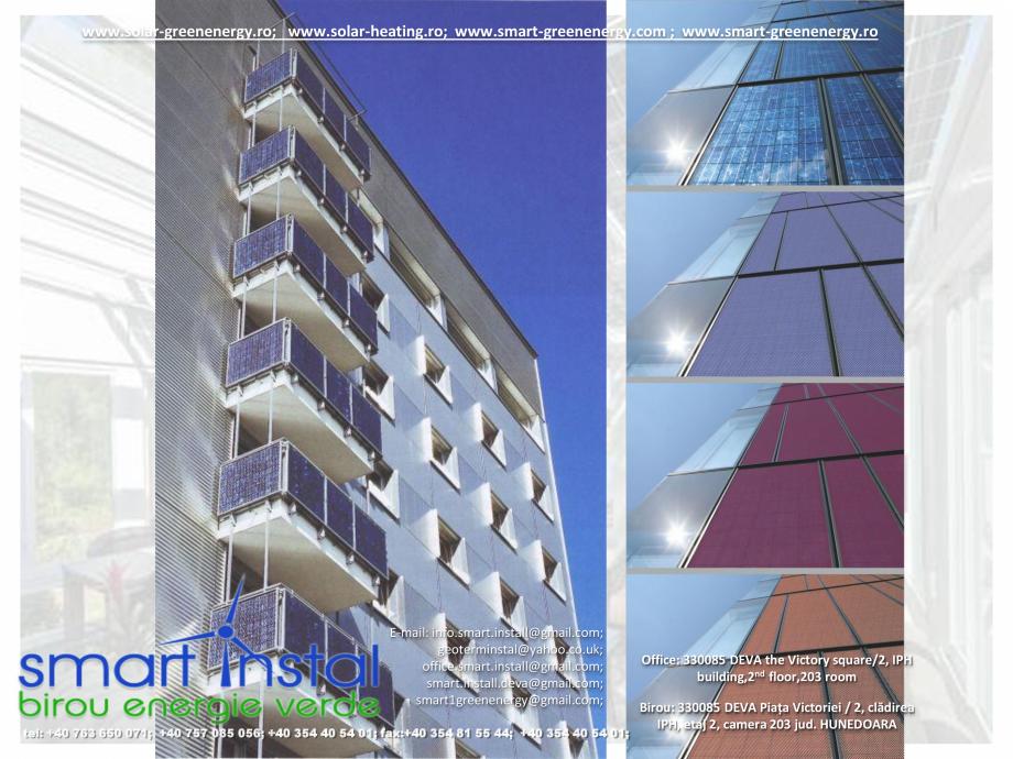 Pagina 3 - Modele Montaj PHOTOVOLTAICE Fatade-Acoperis SMART INSTAL Catalog, brosura Romana nenergy....