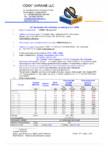 Declaratie de conformitate in acord cu EN 13986 EUROPEAN PRODUCER