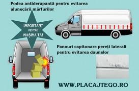 Capitonari auto cu placaj TEGO profesional ALCRIS BIROTIC GROUP