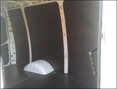 Capitonari laterale cu placaj Tego / Capitonaj Tego, capitonari auto