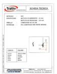 Garnitura pentru usi de interior  Tràfilo - 655