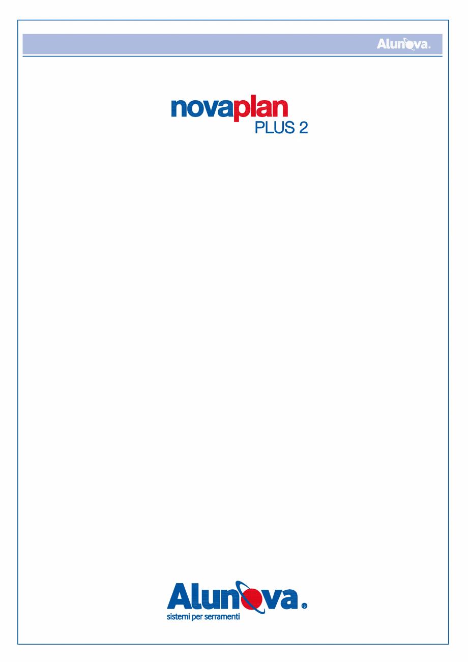 Pagina 1 - Ferestre din lemn placate cu aluminiu Alunova NovaPlan Plus2 Fisa tehnica