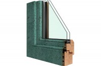 Ferestre din lemn placate cu aluminiu Alunova va ofera o gama variata de ferestre din lemn placate cu aluminiu, produsele sunt inteligente pentru ca sunt longevive, eficiente, frumoase si respecta mediul inconjurator.